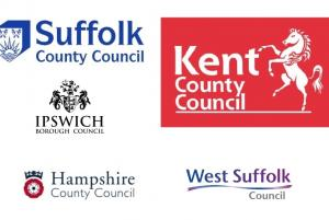county councils and local authorities working with BCT
